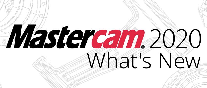 Mastercam 2020 Noviteti